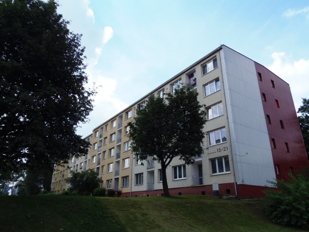 ul. Kormoranów 15 - 21