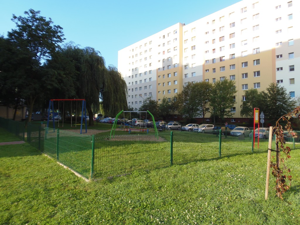 ul. Kochanowskiego 25 - 29 a