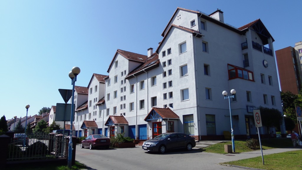 ul. Żurawia 61 - 55